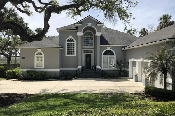 Old Ponte Vedra home