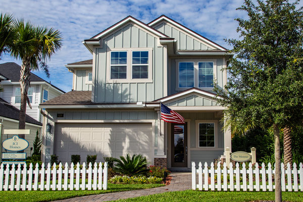 Liberty Cove Nocatee home