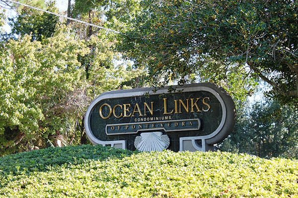 Ocean Links sign