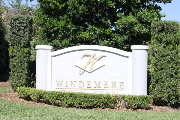 Ponte Vedra Windemere neighborhood