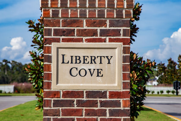 Nocatee Liberty Cove neighborhood