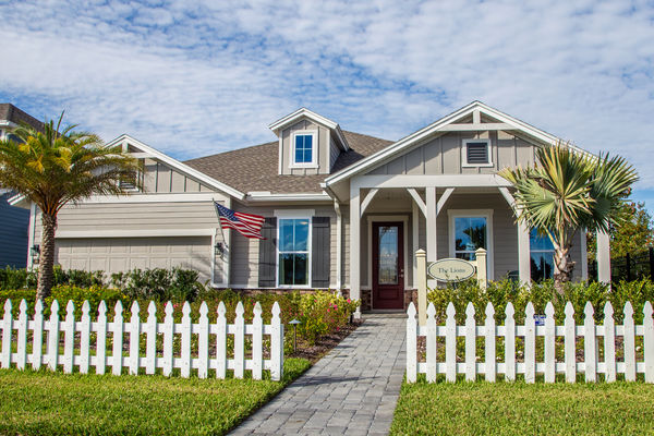 Nocatee Heritage Trace home