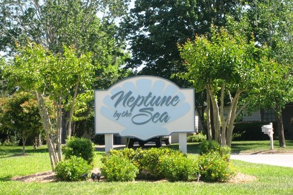 Neptune by the sea sign 5395773227 o